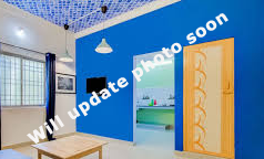 Deluxe Double Family A/C Room Homestay Holiday Vacation home in pondicherry puducherry